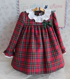 Diy Crafts - trendy Ideas for sewing clothes kids toddlers dress patterns dress clothes sewing Baby Girl Dress Patterns, Little Girl Dresses, Girls Dresses, Winter Dresses For Girls, Baby Dresses, Dress Girl, Dresses Dresses, Trendy Dresses, Dance Dresses