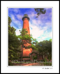 Corolla NC North Carolina - OBX  - Currituck Beach Lighthouse - Outer Banks…