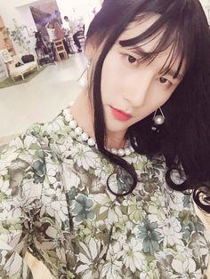 Beautiful Girl :D :P Changkyun Jooheon, Hyungwon, Monsta X Kihyun, Minhyuk, K Pop, Monsta X Funny, Im Changkyun, Won Ho, Fan Picture