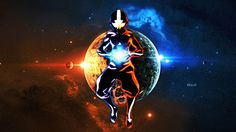 Avatar: The Last Airbender. I think it´s anime but it´s not :)