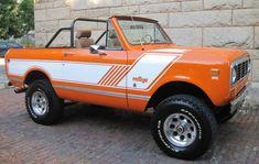 1976 International Scout II Rallye
