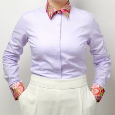 The Japanese flower shirts in limited-edition by ALISIA ENCO – ALISIA ENCO Business Shirts, Business Attire, Business Women, Sacred Meaning, Grace To You, Flower Meanings, The Office Shirts, Japanese Flowers, Flower Shirt
