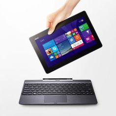ASUS Transformer Book T100TA-H1-GR 10.1-Inch Detachable 2 in 1 Touchscreen Laptop with 32GB SSD + 500GB HDD - http://luxurylifestylegifts.com/?p=19094