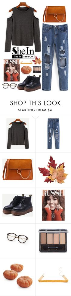 """""""Fall"""" by brigi-bodoki ❤ liked on Polyvore featuring Croft & Barrow, COVERGIRL and Crate and Barrel"""