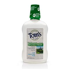 Alcohol Free and Natural Mouthwash | Tom's of Maine