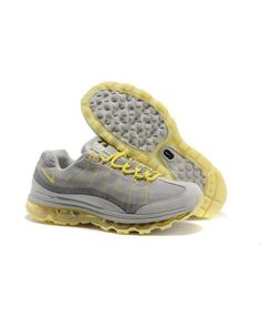 buy online 761ee cb714 Buy New Style Womens Nike Air Max 95 360 Wire Drawing Grey Yellow from  Reliable New Style Womens Nike Air Max 95 360 Wire Drawing Grey Yellow  suppliers.
