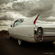 1960 Cadillac Coupe DeVille.