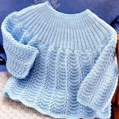 Brassière pour nouveau-né, patron gratuit   tricoter   Baby knitting ... 838c9f5a744