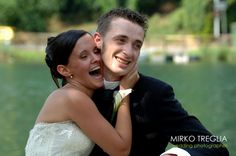 When the couple is happy, the wedding is automatically amazing
