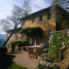 Tuscany ;)