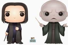 Atualizado: Funko irá lançar linha de bonecos Pop! da série Harry Potter! - O Profeta Diário