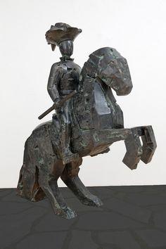 Valdes caballero, 2010 bronze