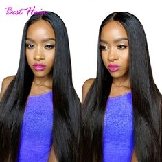 Brazilian Virgin Hair Straight Mink Brazilian Hair 4 Bundles straight hair Brazilian Hair Weave Bundles Straight weave Cheap