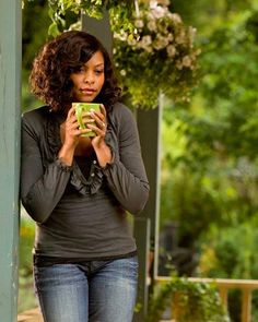 Taraji P. Henson (Taken From Me: The Tiffany Rubin Story)- 2012 winner for Outstanding Actress in a TV Movie or Mini-Series. Henson won an Image Award and earned an Emmy nomination  for her performance.