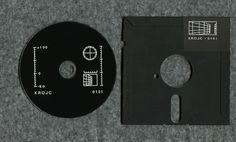 album cover / krojc: 0101 on Behance