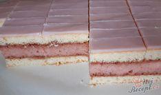 Existují pouze 2 skupiny lidí. Ti, kteří punčové řezy milují a ti, kteří punčové řezy nenávidí. Určitě vyzkoušejte tento recept. Je opravdu velmi jednoduchý a vynikající. Autor: Jaja79 Thing 1, Vanilla Cake, Rum, Keto, Recipes, Food, Essen, Meals, Eten