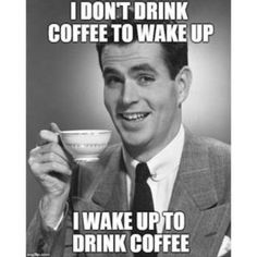 Have you ever drunk a cup or two, or three, of coffee to help you with a long studying session? How about before you leave for work or after a drinking binge?Tea and coffee are … Coffee Talk, Coffee Is Life, I Love Coffee, My Coffee, Coffee Drinks, Coffee Shop, Drinking Coffee, Coffee Gifts, But First Coffee