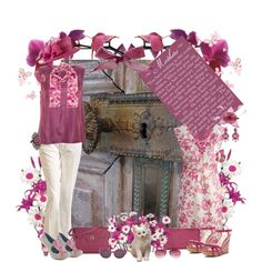 Doors to Inspiration by kjkd on Polyvore