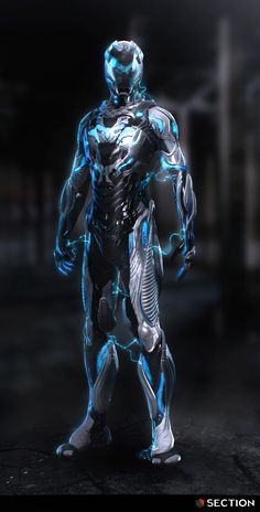 ArtStation - Max Steel Concept art, justin fields