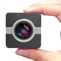 MATECam Action Camera 4K WIFI Sports Camera Ultra HD Waterproof Mini DV Camcorder Video Recorder. For product info go to: www.caraccessorie...