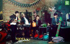 #BigBang's Gmarket 'Christmas Wish List' CFs