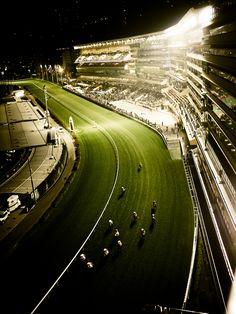 Happy Valley Racecourse, HK