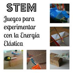 La Energía Elástica de un Tirachinas Catapult, Experiment