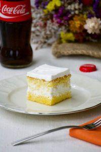 Ananas kocke Vanilla Cake, Cheesecake, Desserts, Food, Guilty Pleasure, Cakes, Diy, Cake, Tailgate Desserts