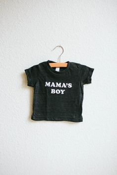 Mama's Boy (shirt)