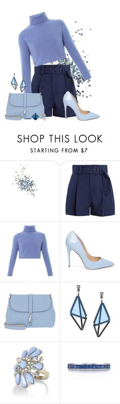 """""""I Just Want One To Hold My Heart."""" by brittneygabriellaaa ❤ liked on Polyvore featuring Topshop, Sea, New York, The Row, Steve Madden, Bogner, Issey Miyake and Tiffany & Co."""
