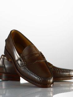 Ralph Lauren loafers.
