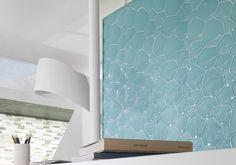 Juegos geométricos para ambientes vitalistas: mosaico Hexcube de L'Antic Colonial | Porcelanosa blog