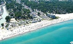 Grand Bend This Gorgeous Beach In Ontario Will Make You Feel Like You're In Miami featured image Beaches In Ontario, Ontario Provincial Parks, The Places Youll Go, Places To Visit, Ontario Travel, Canadian Travel, Family Road Trips, Day Trip, Places To Travel