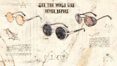 Steampunk Sunglasses for the Classy and Cool