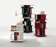Librerías | Almacenamiento | Wally | Cattelan Italia | Philip. Check it out on Architonic