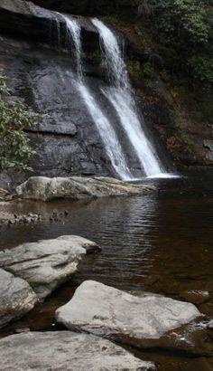 Falls Near Brevard, NC