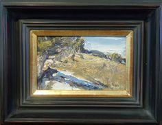 Breckenridge Gallery - Last of the Snow - Gordon Brown 11x14 $1,200