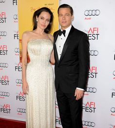 ...se sont rencontrés en 2005 sur le tournage de Mr et Mrs Smith et se sont mariés en 2014
