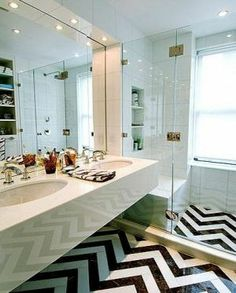 Bathroom images - Luscious blog via morden chic home - inspiration photos.jpg