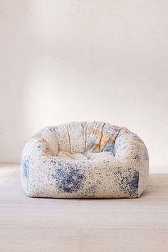 Rossanna Dye Pattern Soft Lounge Chair