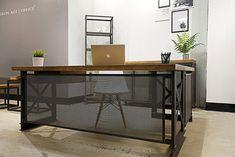 L Shape Carruca Desk Office Furniture Modern Commercial