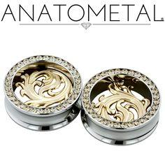 - Nouveau Eyelets - ANATOMETAL - Professional Grade Body Piercing Jewelry