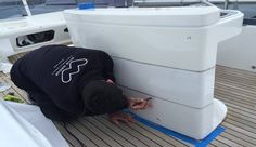 #TopTen ways to save time and money with a #vinylwrap finish... Should you choose a wrap finish for your #yacht, we can teach your #crew how to complete minor repairs during a busy season to keep the look fresh. Basic repairs are simple and easy for #yachtcrew to do during busy times, ensuring the finish is always perfect! This is obviously helpful as there is then no need to visit a #shipyard. #ThinkFoilsAndFilm and #TransformYourYacht with www.wildgroupinternational.com