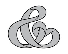 moebius strip ampersand