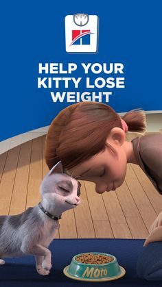 If your cat's veterinarian has told you that your kitty is heavier than they should be, you're not alone. So how do you help them reach a healthy cat weight? The key is a combination of proper nutrition and exercise. Follow these steps during your journey, and find a cat food for weight loss.