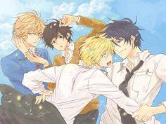 El Manga Hitorijime My Hero tendrá adaptación a Anime. Adivinen quien murio y renacio el dia que se entero de eso Si Yo