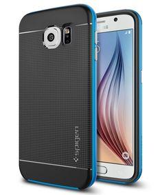 Spigen Neo Hybrid Case Samsung Galaxy S6 Electric Blue