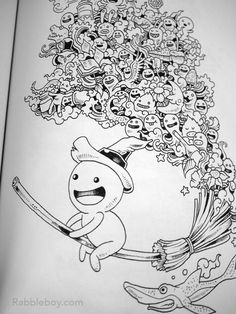The 43 Best Doodle Images On Pinterest