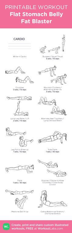 Custom AB workout