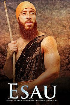 Esau by Icons Of The Bible